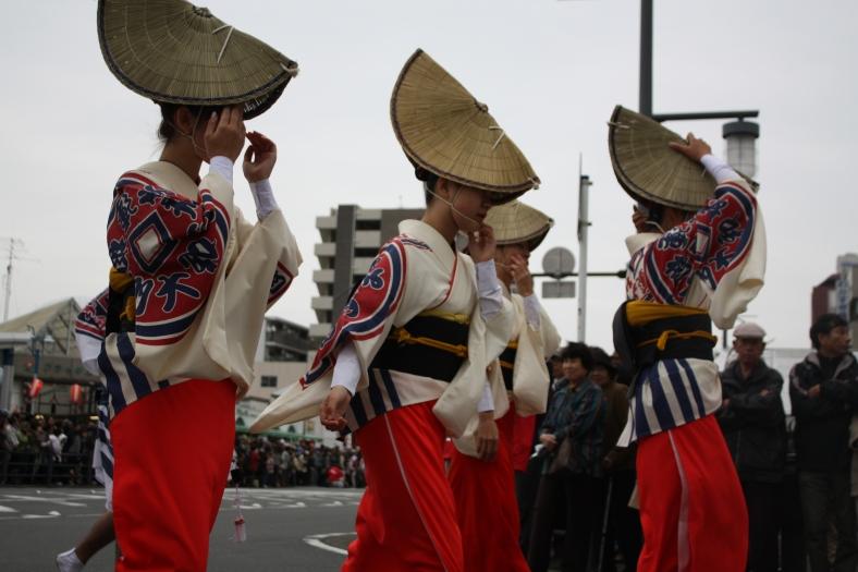 Awa Dance at Shonandai Fantasia